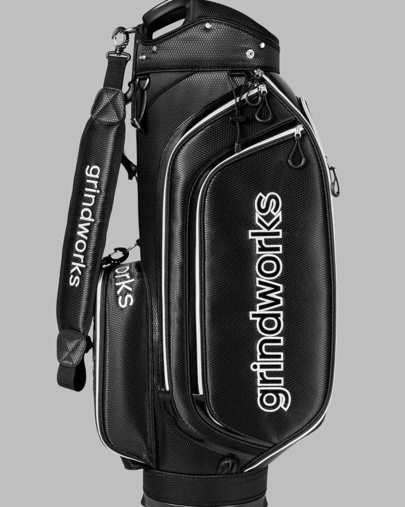 Grindworks x TEAM REED Caddie Bags