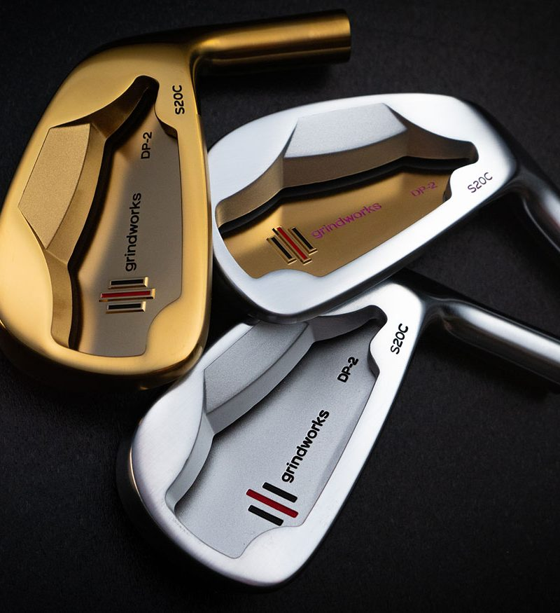 DP2 Forged Iron – Sold Out