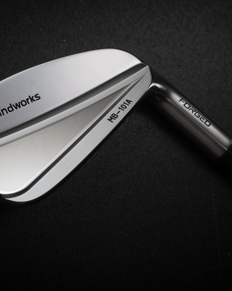MB-101A Forged Iron